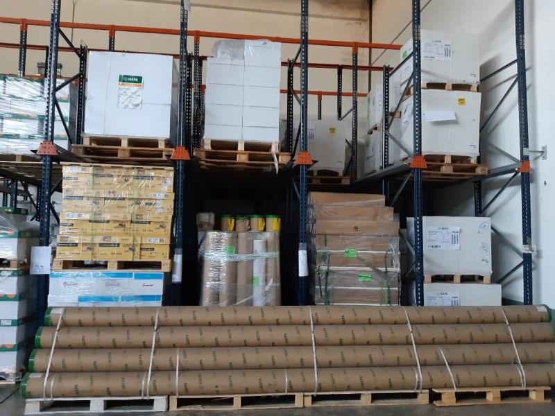 Logistica magazzino e trasporti