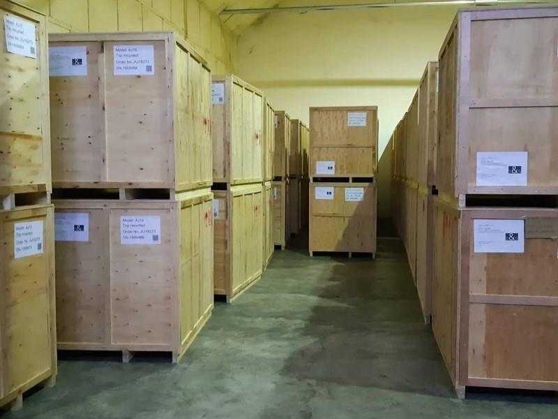 Tutti i nostri servizi di logistica magazzino