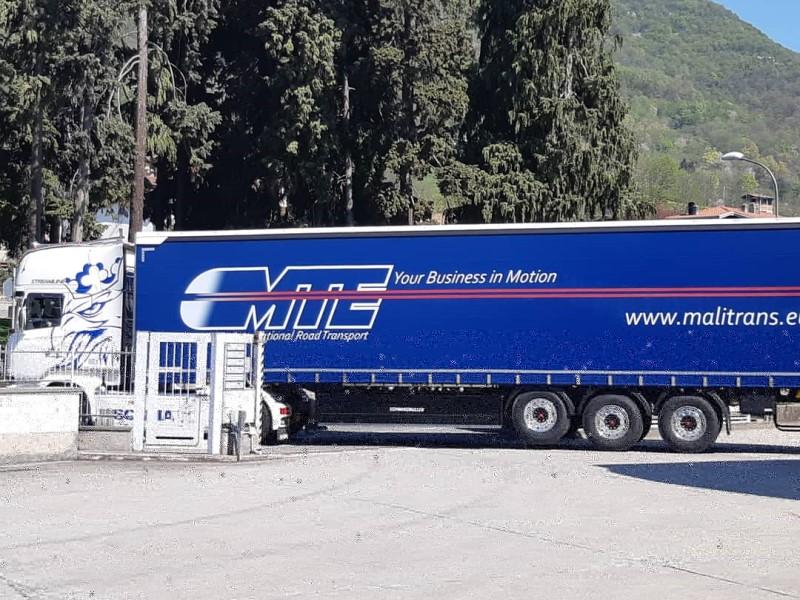 Servizi di logistica Bergamo e provincia